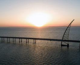 Закат в Кувейте.