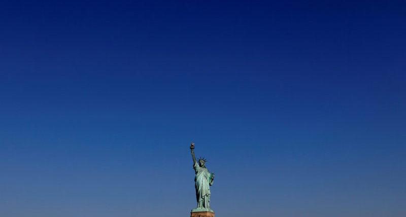 Кадр из Нью-Йорка, США