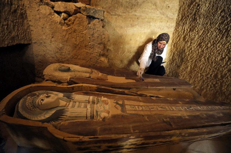 Кадр с окраины Каира