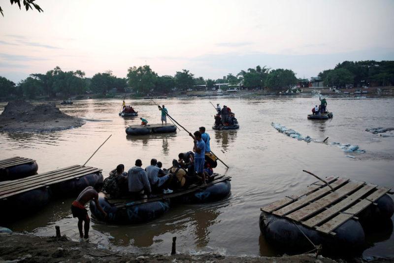 Кубинские мигранты