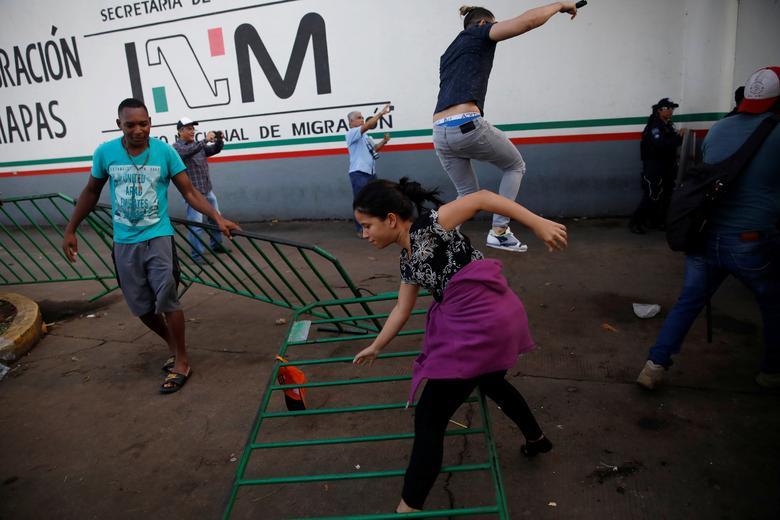 Кубинский мигрант