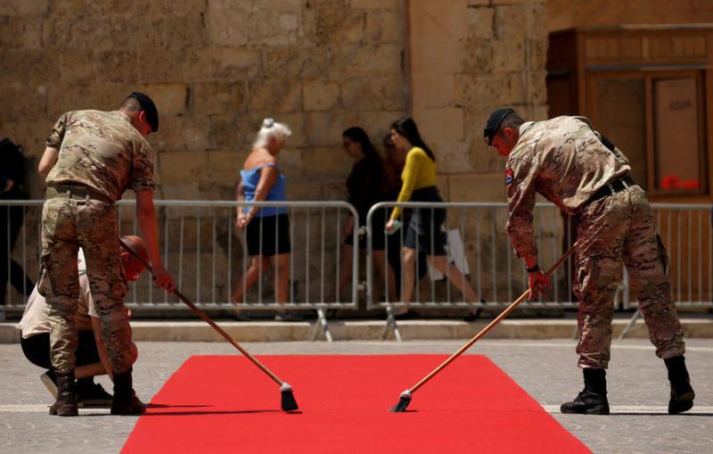Мальтийские войска