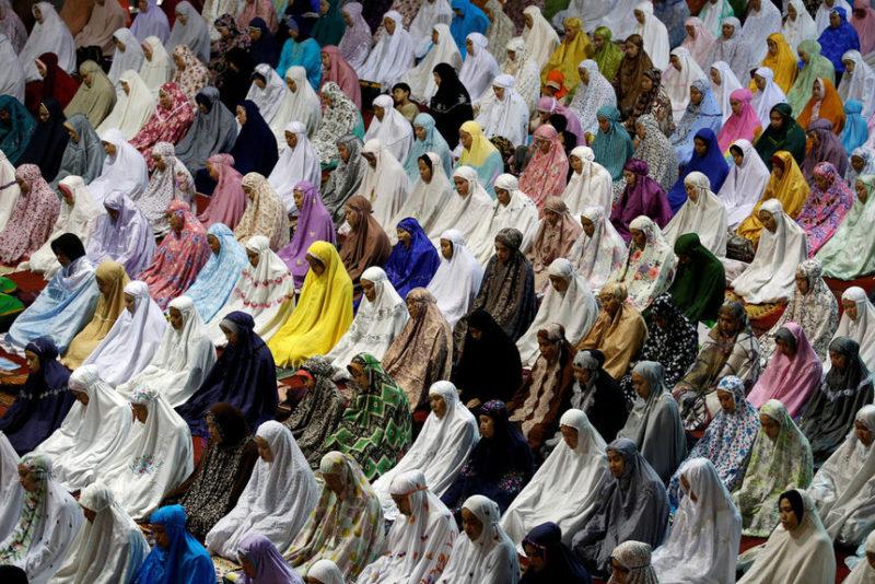 Мусульманские женщины