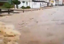 Наводнения Европа
