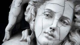 Найдена голова древнеримской богини