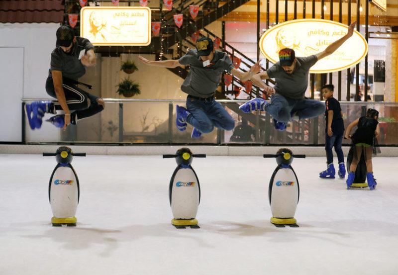 На коньках в Багдаде