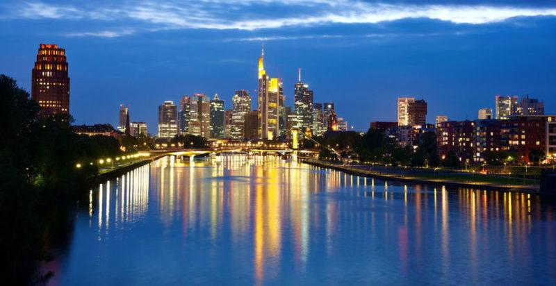 Пейзаж из Франкфурта