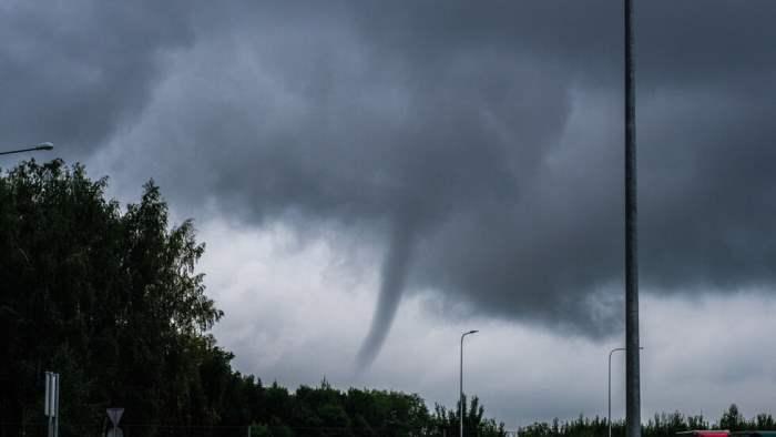 Польша Торнадо