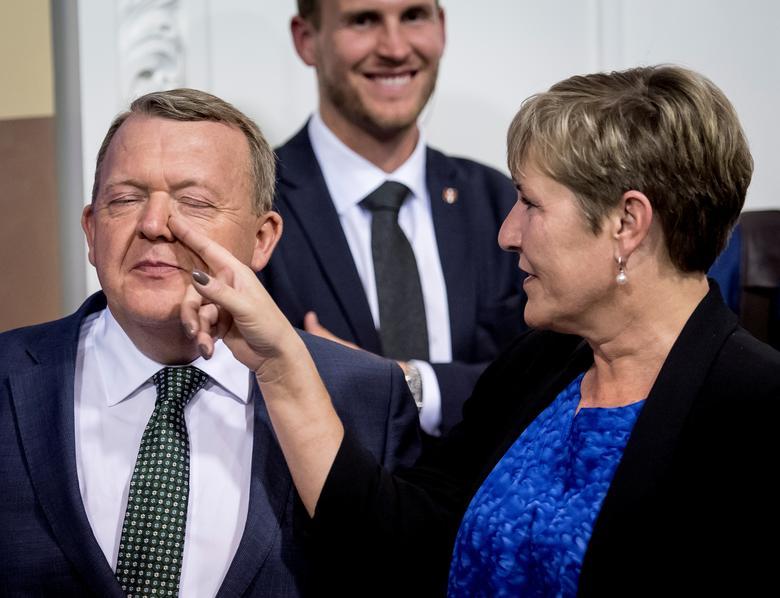 Премьер-министр Дании