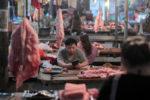 Продавец мяса