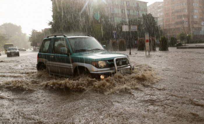 Румыния наводнение