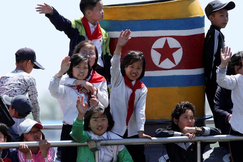 Северокорейские дети