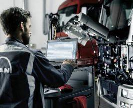 ТО и ремонт грузовых автомобилей