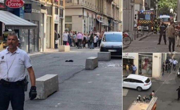 Террор в Лионе