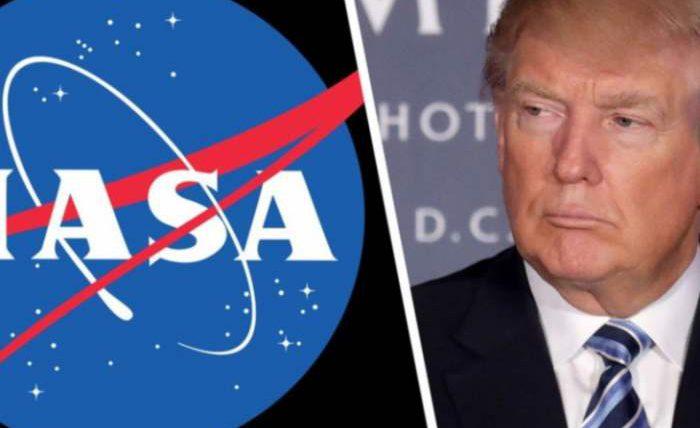 Трамп и НАСА