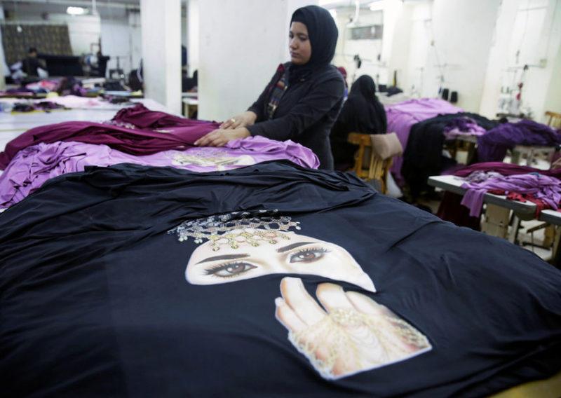 Фотография швейной фабрики
