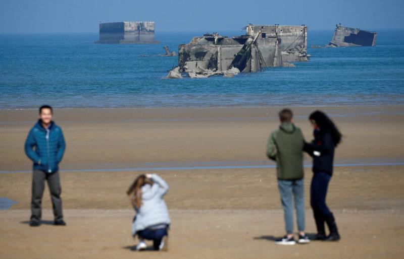 Франция готовится отметить 75-ю годовщину высадки в Нормандии