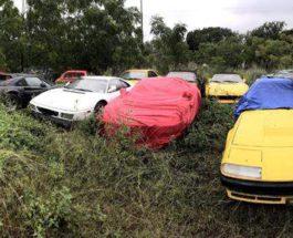 Частная коллекция Ferrari