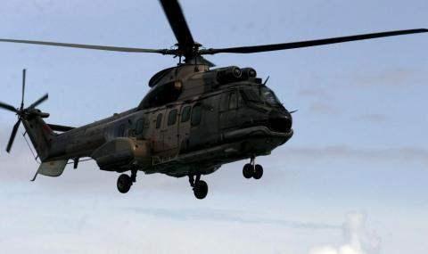 вертолет каракас