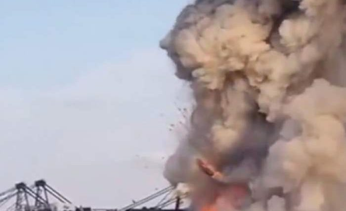 взрыв таиланд