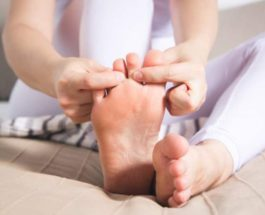 воспаление ног