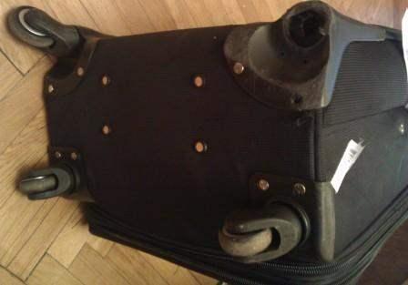 колеса чемодан