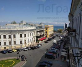 коммерческая недвижимость в Одессе
