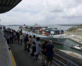 панамский канал пересох