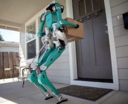 робот доставка