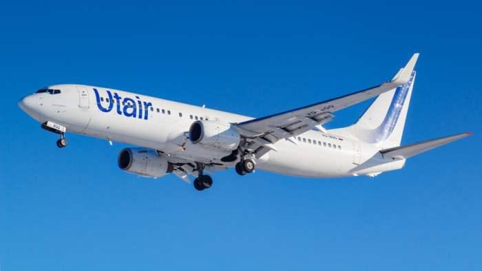 самолет Utair