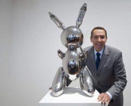 скульптура кролик