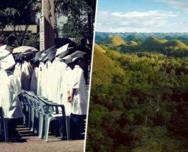 студенты филиппины