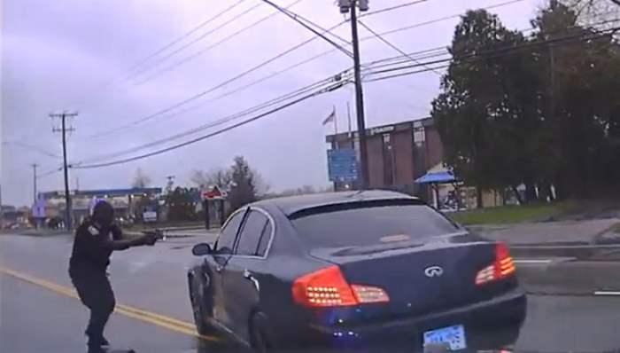 убийство полицией