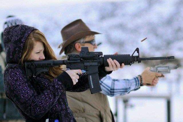 ужесточение правил владения оружием