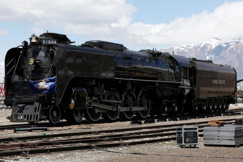 № 844 паровоз