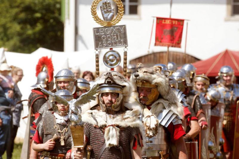 Roemisches Heerlager