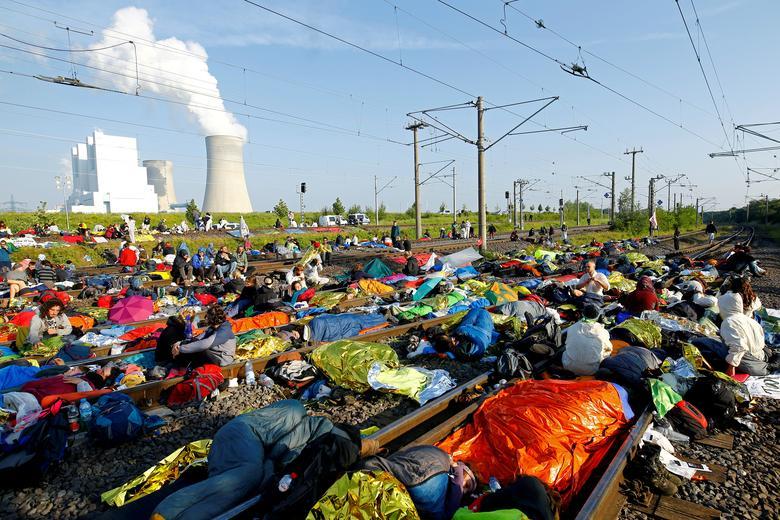 Активисты-экологи