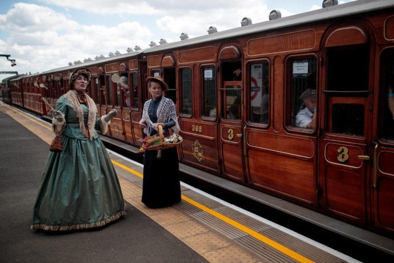Восстановленный локомотив
