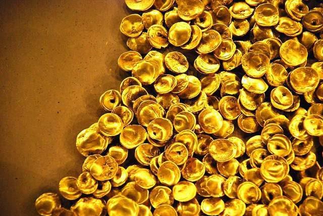 Грибы золото
