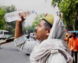 Индия жара