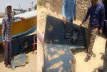 Иранские рыбаки обнаружили фрагменты американского беспилотника