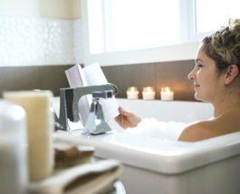 Комфорт в ванной