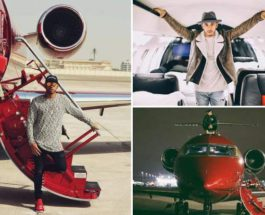 Льюис Хэмилтон продает частный самолет