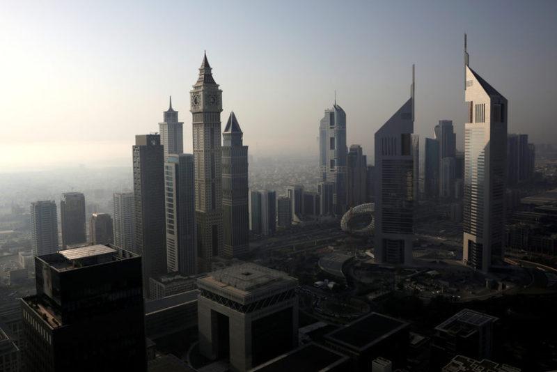 Международный финансовый центр Дубая
