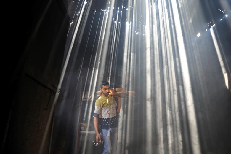 Палестинский рабочий