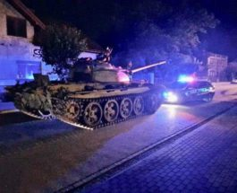 Польша Т-55