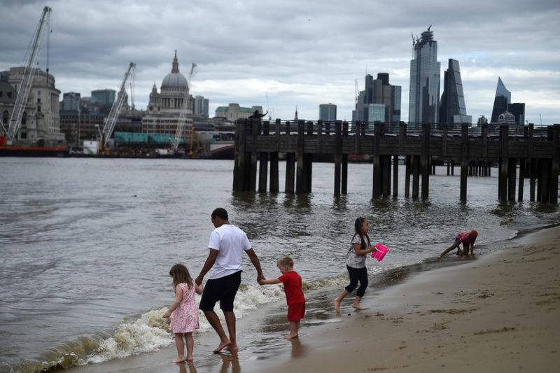 Прогулка по реке Темзе