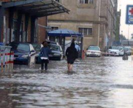Турция наводнение