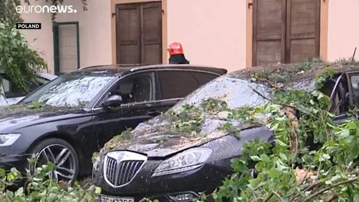 Ураган Европа