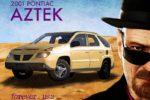 Хайзенберг Pontiac Aztec